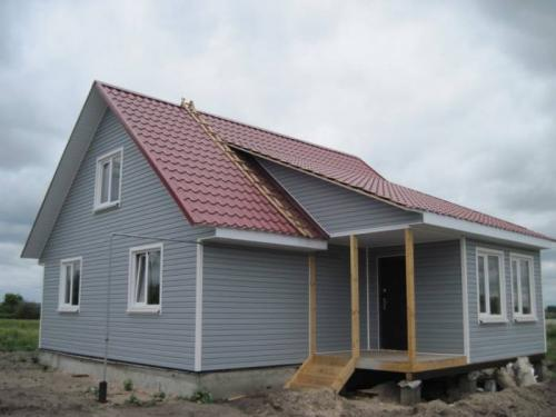 Самый дешевый способ строительства дома. Способы экономии