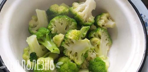Как варить брокколи правильно. Как правильно сварить брокколи