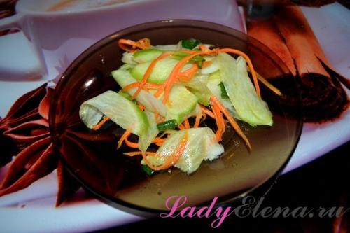 Редька зеленая рецепты. Салат из зеленой редьки — фото рецепт пошаговый
