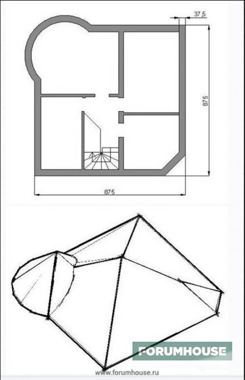 Как построить крышу дома чертежи. Зачем и когда нужен проект
