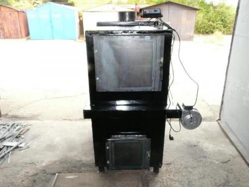 Котлы на твердом топливе для отопления частного дома своими руками. Классический тип агрегата