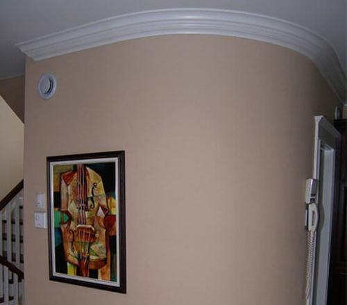 фото применения багетов на потолок изучим все приветствия