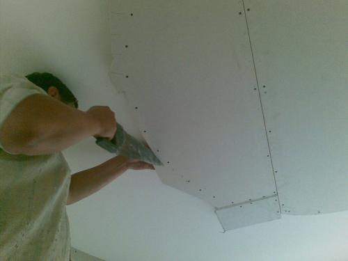 Как обшить потолок и стены гипсокартоном. Какие инструменты и материал понадобятся
