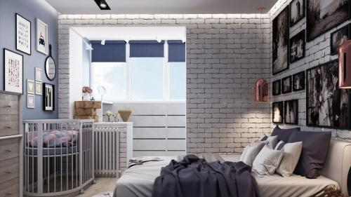 Из 1 комнатной квартиры сделать 2 комнатную. Идеи переустройства однокомнатной квартиры