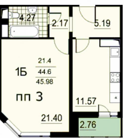 Типовые планировки двухкомнатных квартир. Какие планировки квартир в панельных домах хорошо раскупают? (фото и планы)