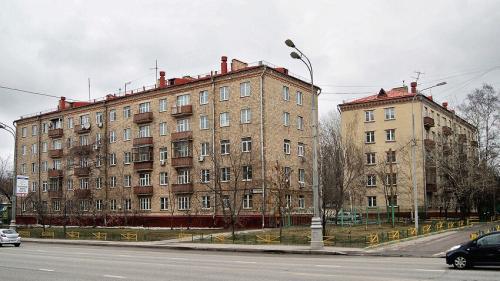 5 этажный дом кирпичный. 6 причин, почему стоит жить в кирпичной хрущёвке