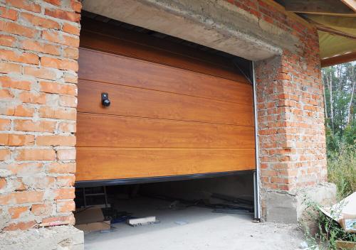 Строительство гаража своими руками: начало воплощение идеи