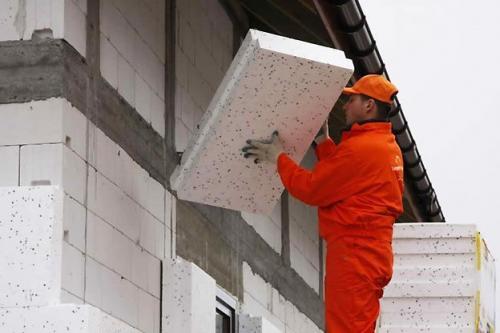 Как утеплить фасад дома. Выбор утеплителя для наружных стен. 3 варианта утепления стен снаружи