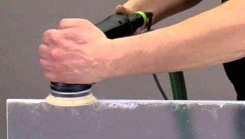 Полировка оргстекла технология. Как отполировать оргстекло с помощью обычного фена