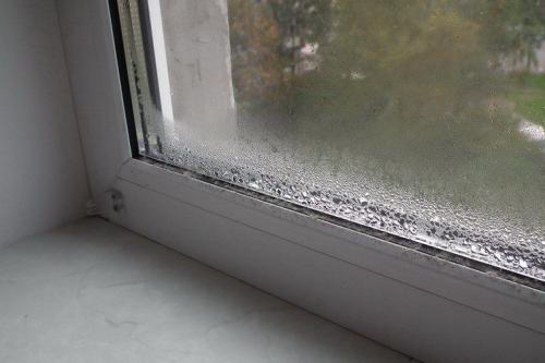 Почему потеют изнутри пластиковые окна. Причины и последствия запотевания окон